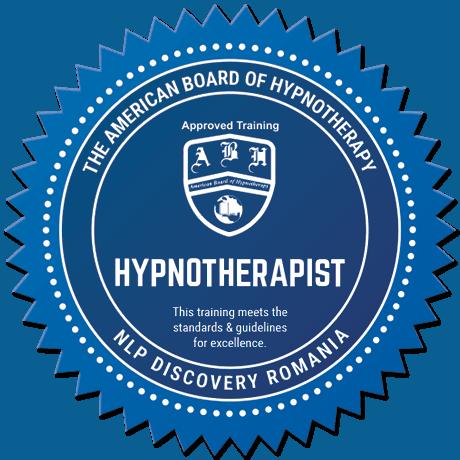Certificare Oficiala NLP Hypnotherapist