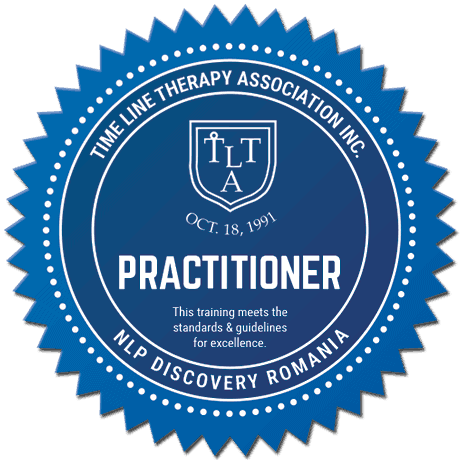 Certificare Oficiala Time Line Therapy™ Practitioner