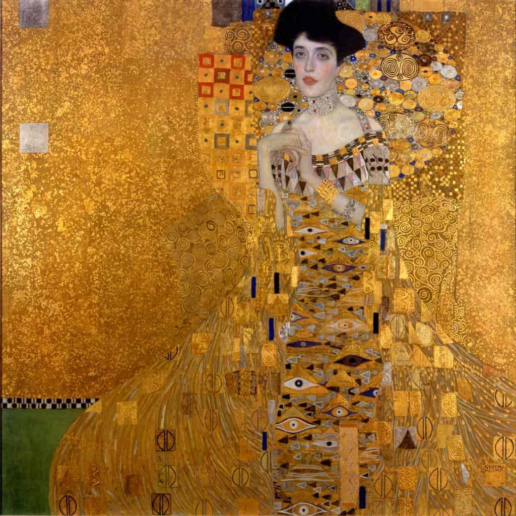 Gustav Klimt: Portret Adela Bloch-Bauer