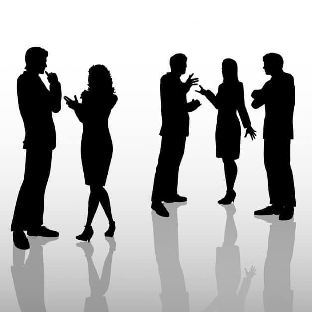 Conversațiile în afaceri